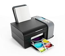 Farblaserdruckernutzung